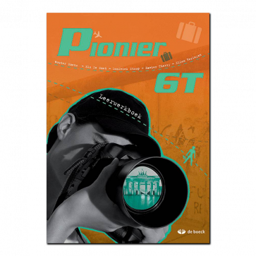 Pionier 6T Handleiding (incl. dvd)