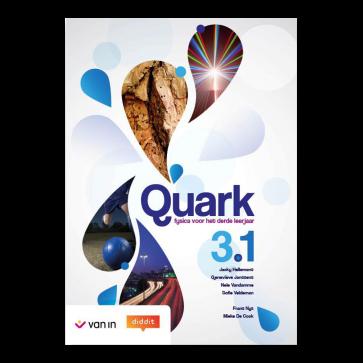 Quark 3.1 - leerwerkboek