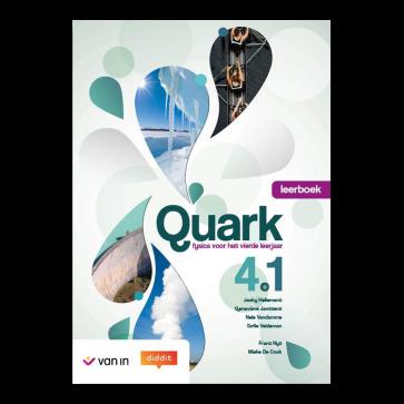 Quark 4.1 - leerboek
