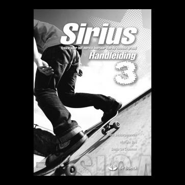Sirius 3 - handleiding