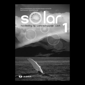 Solar 1 Wetenschappelijk Werk Handleiding