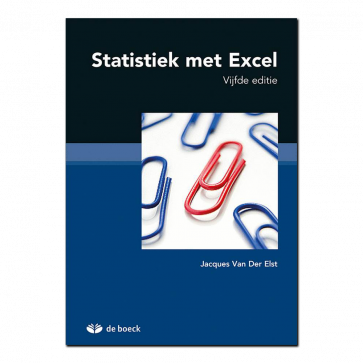 Statistiek met Excel (n.e.)
