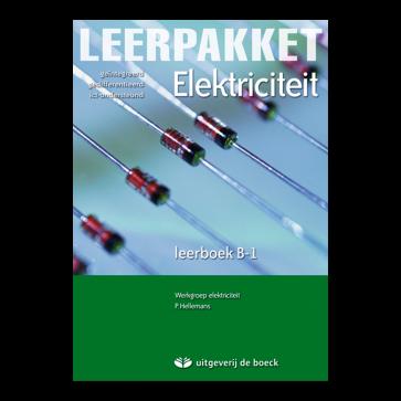 Leerpakket elektriciteit B-1 - leerboek