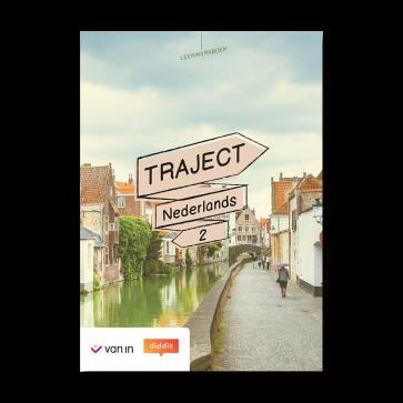 Traject Nederlands 2 - basis leerwerkboek incl. diddit
