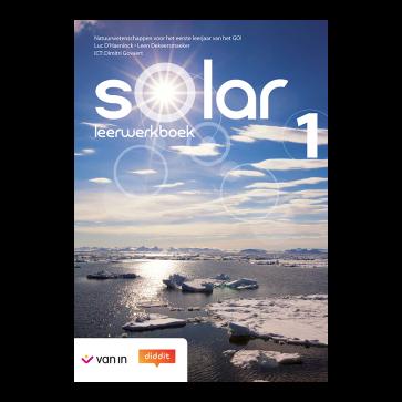 Solar 1 Leerwerkschrift