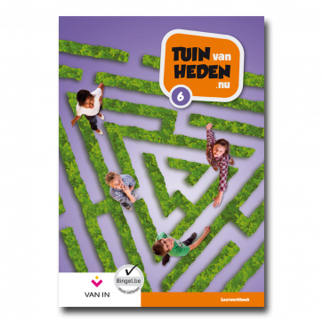 Tuin van Heden.nu 6 - Leerwerkboek