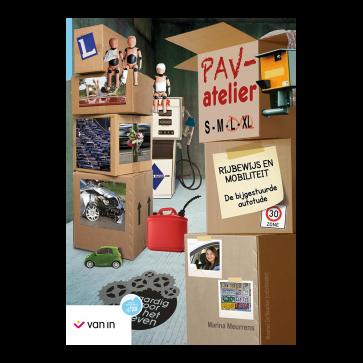 PAV - atelier L/XL - Rijbewijs en mobiliteit - leerwerkboek