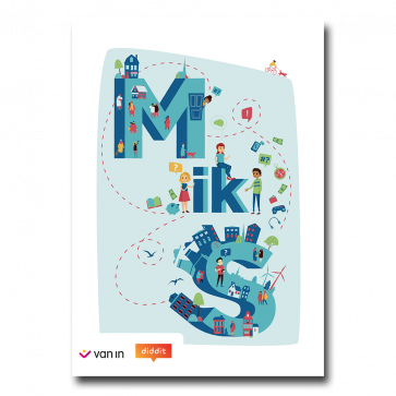 MikS - 1ste graad Comfort Plus Pack