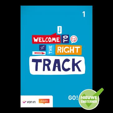 TRACK 1 GO! leerwerkboek