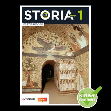 Storia LIVE HD 1 - comfort pack diddit