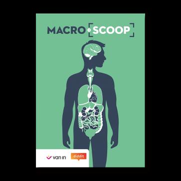 MacroScoop 1 - leerwerkboek incl. diddit