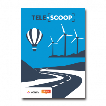 TeleScoop 1 - comfort plus pack