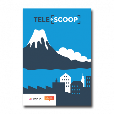 TeleScoop 2 - comfort plus pack