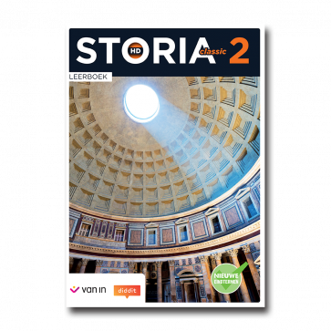 Storia CLASSIC HD 2 - leerboek