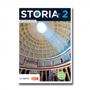 Storia GO! HD 2 - leerwerkboek incl. diddit