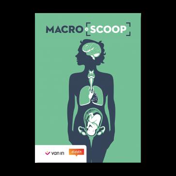 MacroScoop 2 - leerwerkboek incl. diddit