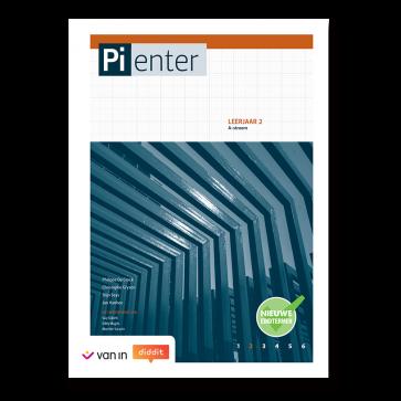 Pienter 2 Leerwerkschrift (editie 2020)