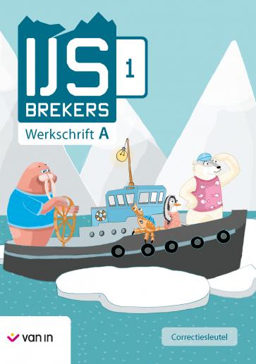 IJsbrekers 1 - correctiesleutels