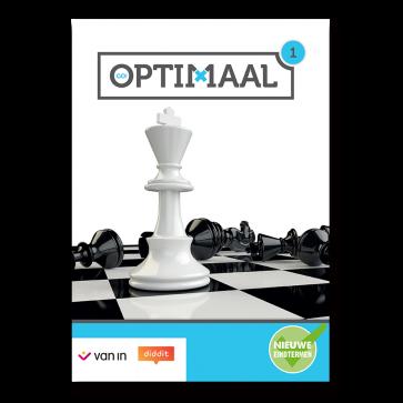 Optimaal GO! 1 Leerwerkschrift (editie 2020)