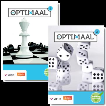 Optimaal Go! OH 2 - leerwerkschrift incl. diddit