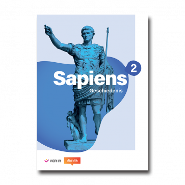 Sapiens 2 - comfort plus pack diddit