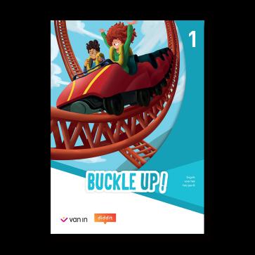 Buckle_up 1 - leerwerkschrift incl. diddit