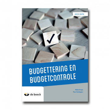 Budgettering en budgetcontrole 2020
