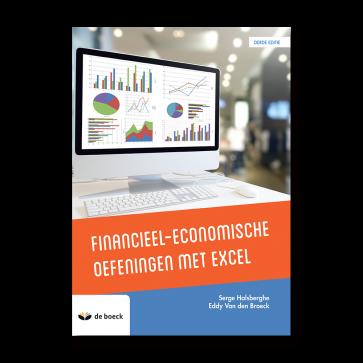 Financieel-economische oefeningen met Excel 2020