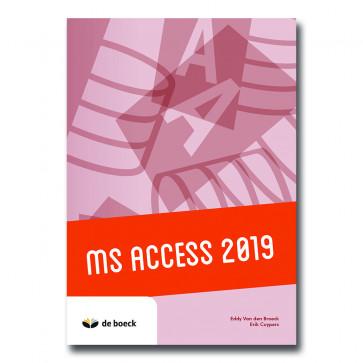 MS Access 2019