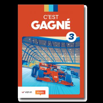 C'est Gagné 3 - leerwerkboek