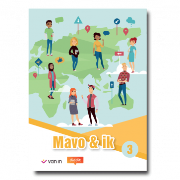 Mavo & ik 3 - leerwerkboek