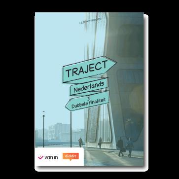 Traject Nederlands 3 D/A - leerwerkboek
