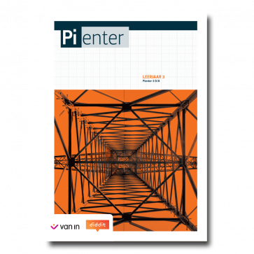 Pienter OH 3 D/A - leerwerkboek