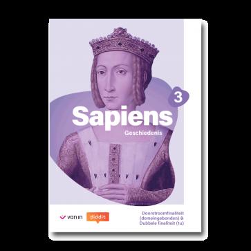 Sapiens 3 D DG - D/A leerwerkboek 1u
