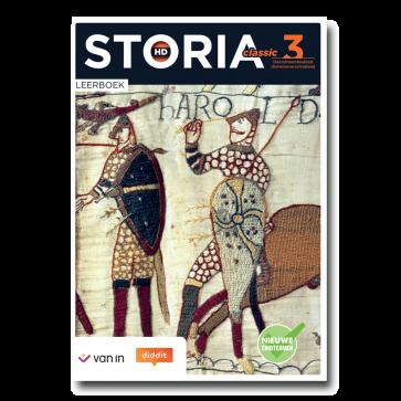 Storia CLASSIC HD 3 D - comfort pack