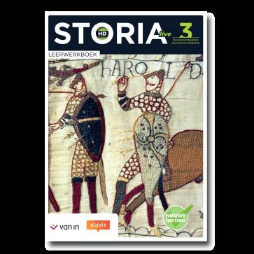 Storia LIVE HD 3 D - comfort pack