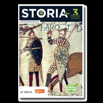 Storia LIVE HD 3 D DG - D/A comfort pack