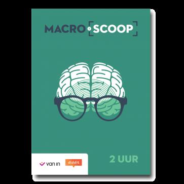 MacroScoop 3 - leerwerkboek 2u
