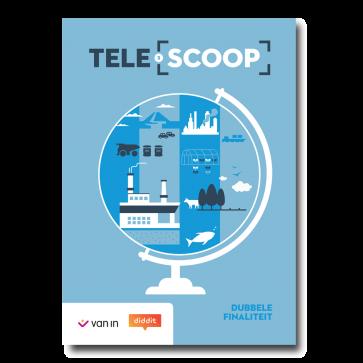 TeleScoop 3 D/A - comfort pack