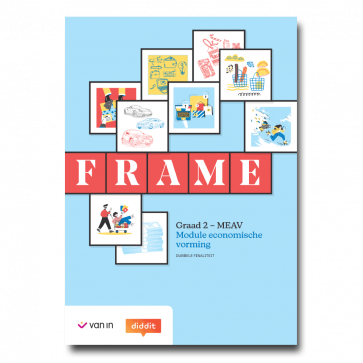Frame 3 D/A - economie leerwerkboek
