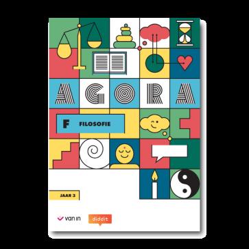 Agora 3 - filosofie leerwerkboek