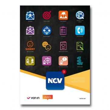 Nederlands Communicatieve Vaardigheden 3 (editie 2021) Leerwerkboek