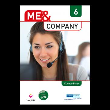 ME & Company 6 - keuzemodules Klantendienst - Leerkrachtpakket