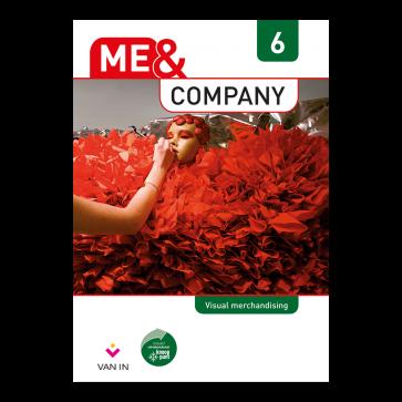 ME & Company 6 - keuzemodules Visual Merchandising - Leerkrachtpakket