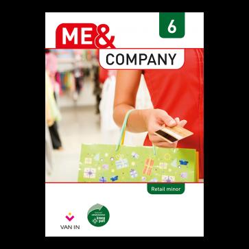 ME & Company 6 - keuzemodules Retail minor - Leerwerkboek