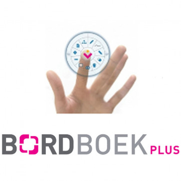 Handelvijf - bordboek plus