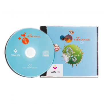 Op verkenning 5 - audio-cd
