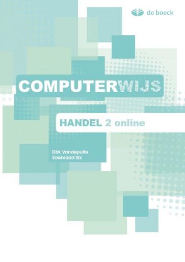 Computerwijs Handel 2 online Toegangscode voor de leerkracht (5 jaar extra)