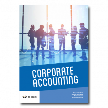 Corporate accounting 2021