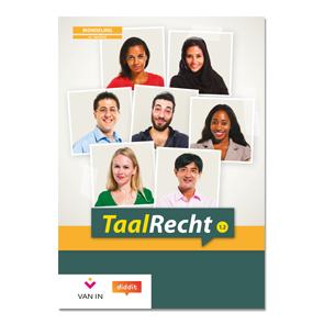 TaalRecht 1.2 mondeling - leerwerkschrift incl. diddit